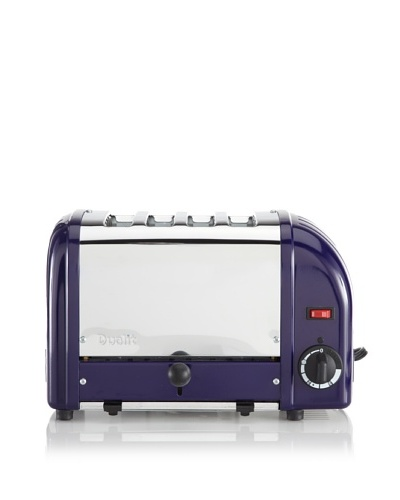 Dualit Classic 4-Slice Toaster, Cobalt BlueAs You See