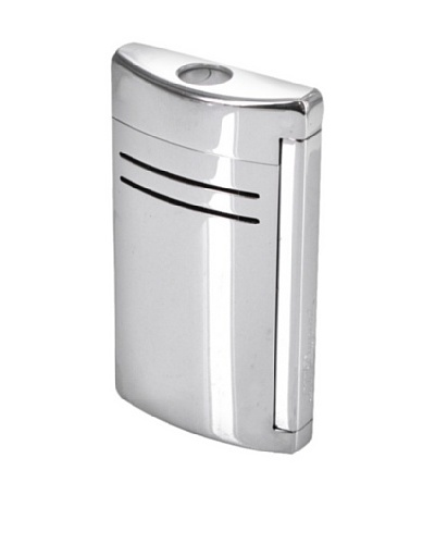 DuPont Lighters Chrome Lighter Excluding Lighter Fluid, Torch Flame, Chrome Grey