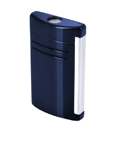 DuPont Lighters Lacquer and Chrome Lighter Excluding Lighter Fluid, Torch Flame, Blue