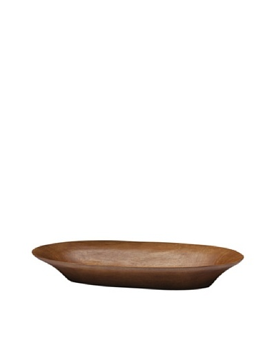 Dynasty Gallery Hand Carved Function Tray