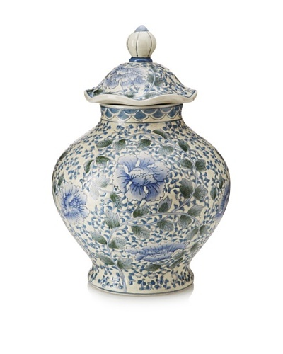 Dynasty Gallery Camellia Jar