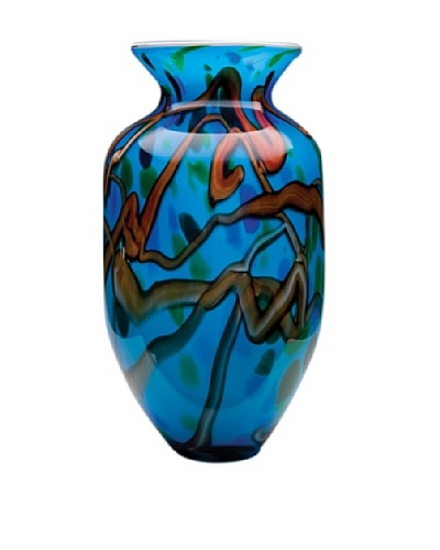 Dynasty Glass Firenze Collection - Vase - Branches