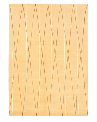 eCarpet Gallery Kathmandu Silk Touch [Light Khaki]