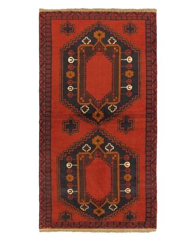 ecarpetgallery Kazak Rug, Orange, 3' 5 x 6' 6