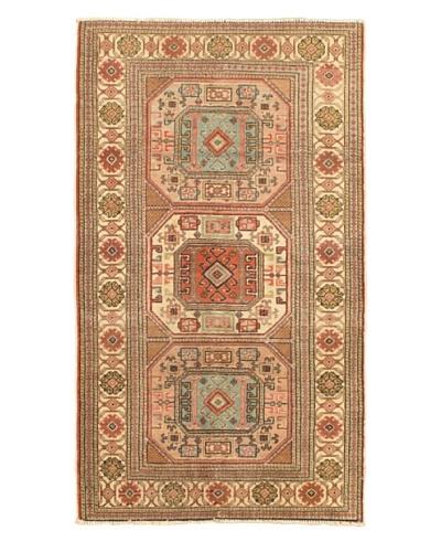 eCarpet Gallery Vintage Anatolian Rug, Cream/Dark Cream, 3' 3 x 5' 6