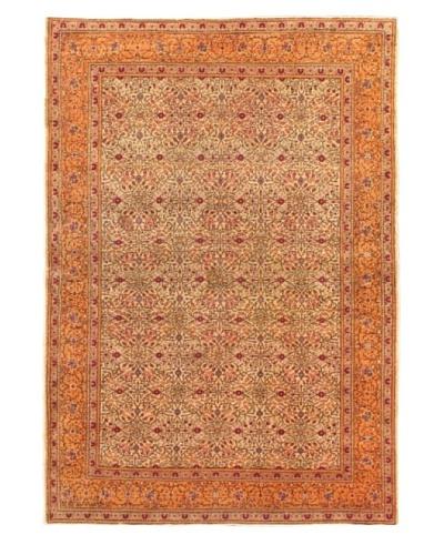 eCarpet Gallery Keisari Rug, Camel/Cream, 4' 11 x 7'