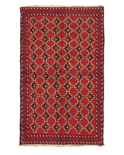 ecarpetgallery Bahor Rug, Red, 3' 6 x 6'