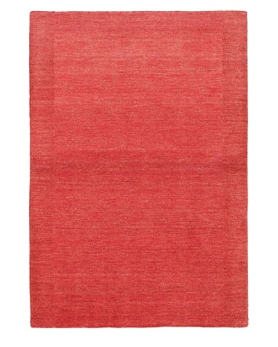 Ecarpetgallery Rugs Luribaft Gabbeh Rug, Light Burgundy/Red, 4' x 6'