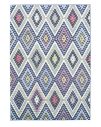 Ecarpetgallery Rugs Chroma Diamond Abstract Rug