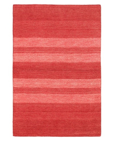 Ecarpetgallery Rugs Luribaft Gabbeh Rug, Pink/Red, 4' x 6'