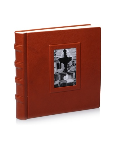 Eccolo Large Fontana Album Scrapbook [Red]