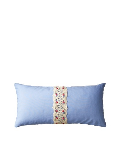Echo Laila Decorative Pillow, Grape Mist