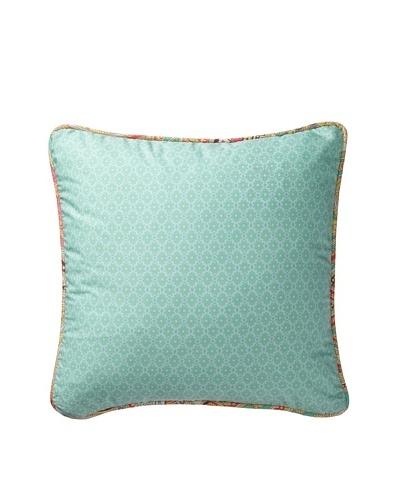 Echo Guinevere Decorative Pillow, Mint