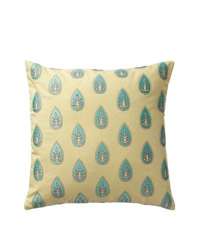Echo Guinevere Decorative Pillow, French Vanilla