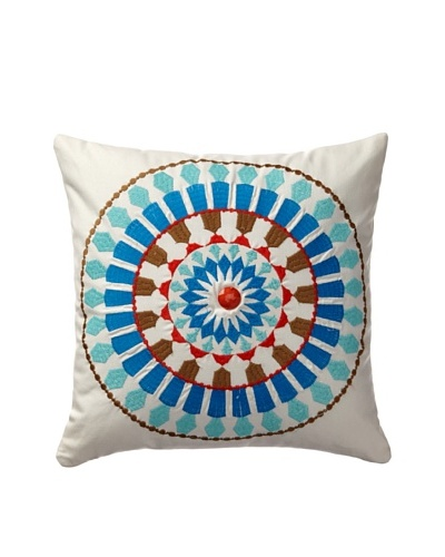 Echo Jaipur Polyester Fill Pillow