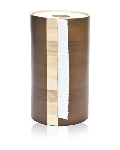 Ecorce d'Orange Hand-Painted Bamboo Kitchen Roll