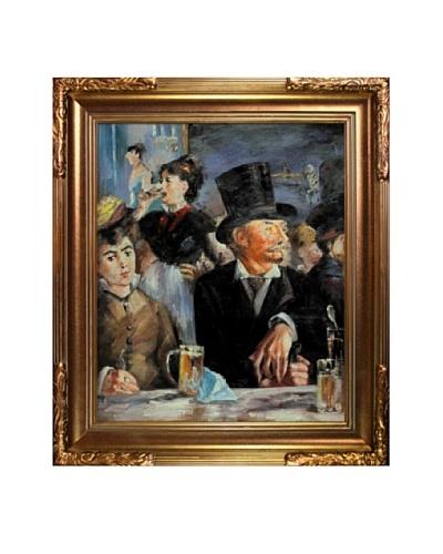Edouard Manet Café-Concert