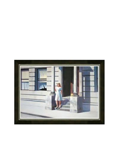 Summertime, Edward Hopper