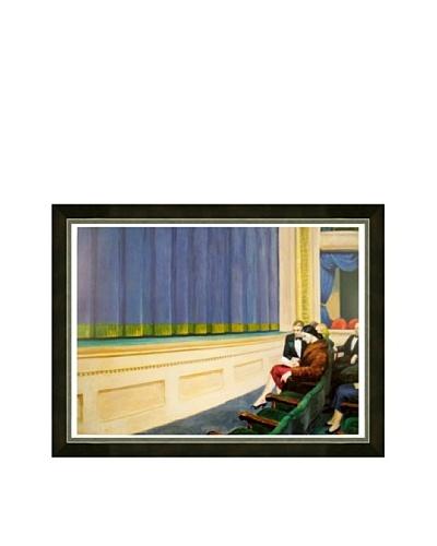 First Row Orchestra, Edward Hopper