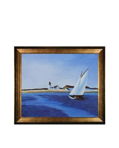 The Long Leg, Edward HopperAs You See