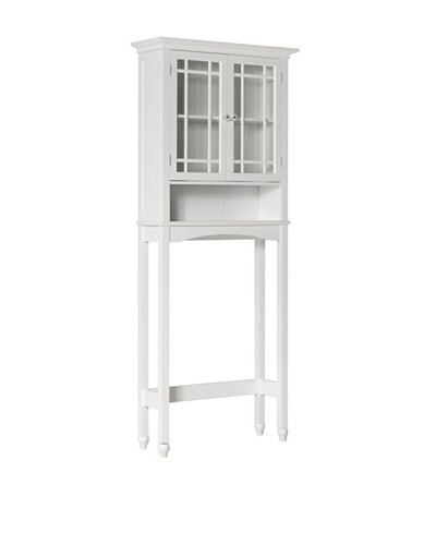 Elegant Home Fashions Neal Space Saver, White