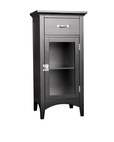 Elegant Home Fashions Madison Avenue Floor Cabinet, Espresso