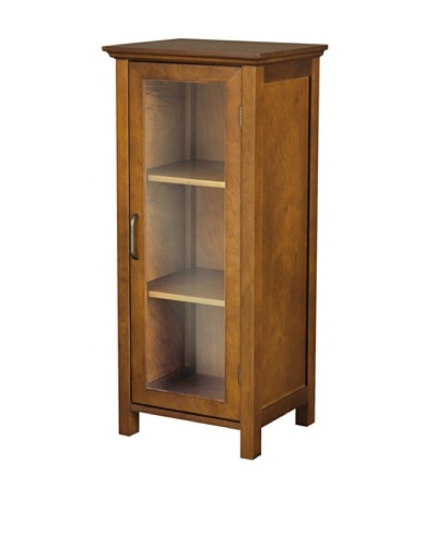 Elegant Home Fashions Avery Floor Cabinet with Door