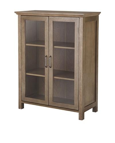 Elegant Home Fashions Peyton Double Door Floor Cabinet