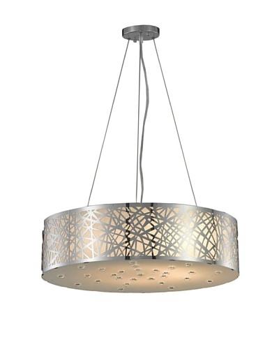 Elegant Lighting Prism Pendant [Chrome]