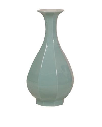 Emissary Ceramic Octagon Vase