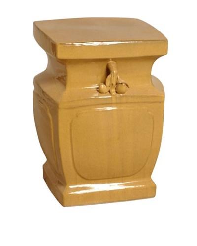 Emissary Ceramic Garden Seat