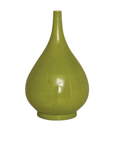 Emissary Ceramic Pointed Vase