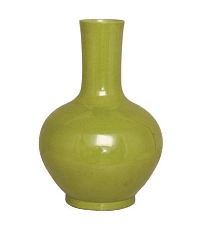 Emissary Ceramic Large Bulb Vase