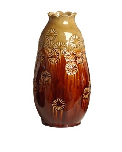 Emissary Ceramic Freeform Daisy Vase