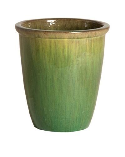 Emissary Ceramic Urn Planter