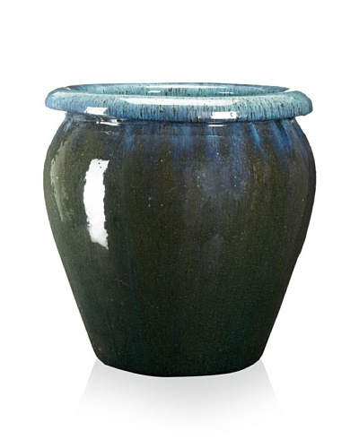 Emissary Large Planter [Blue]
