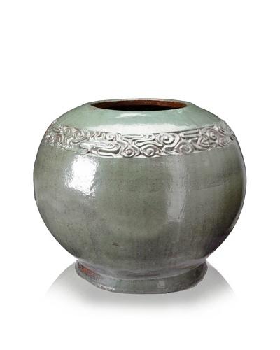 Emissary Garden Design Top Pot [Green]