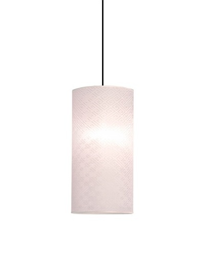 Emissary Lighting Silk Key Pendant Lamp [White]
