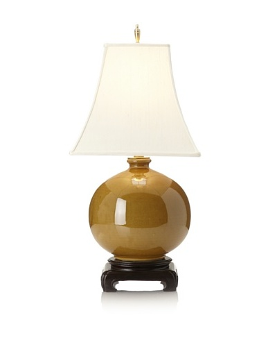 Emissary Lighting Ball Table Lamp [Amber]