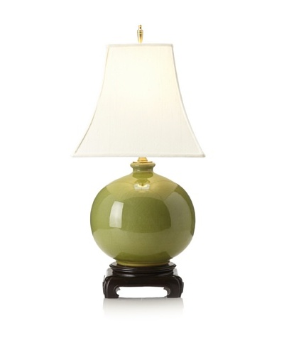 Emissary Lighting Ball Table Lamp [Khaki]