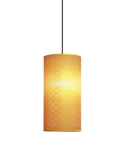 Emissary Lighting Silk Key Pendant Lamp
