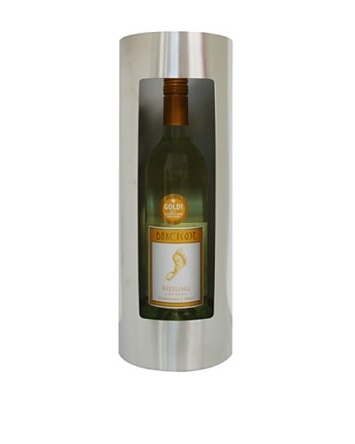 Epicureanist Iceless Wine Display Chiller, Stainless Steel