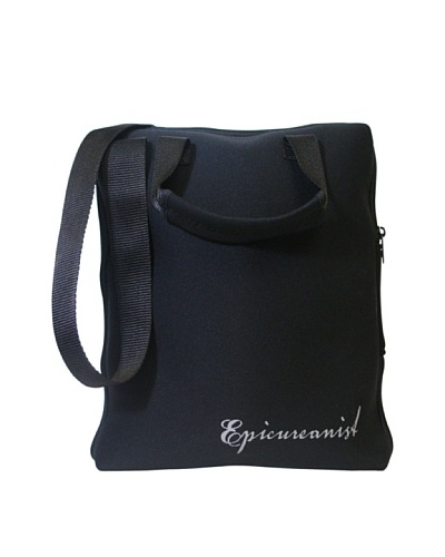 Epicureanist On-the-Go Tote, Black