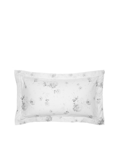 Errebicasa Positano Rose King Sham, Grey
