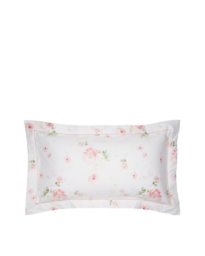 Errebicasa Positano Rose King Sham, Pink