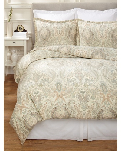 Errebicasa Sorrento Duvet Cover Set [Sage]