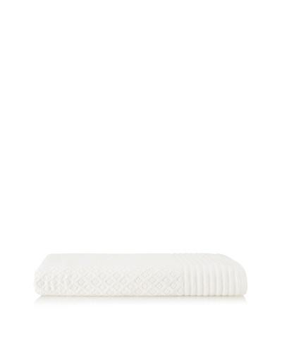 Espalma Diamonds Bath Sheet, Ivory