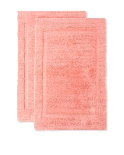 Espalma Set of 2 Signature Tub Mats, Tigerlily