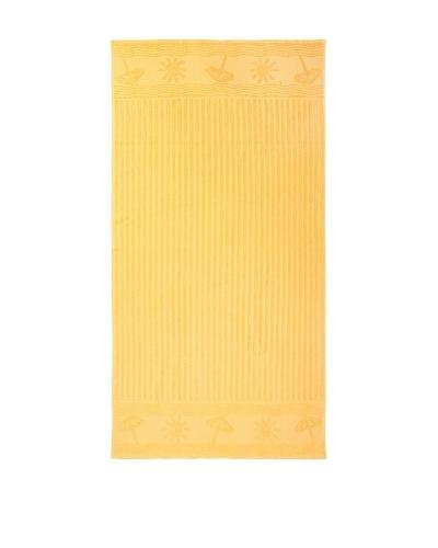 Esplama Sun/Umbrella Beach Towel, Yellow