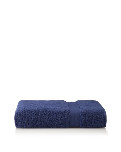 Esplama Signature Bath Sheet, Navy